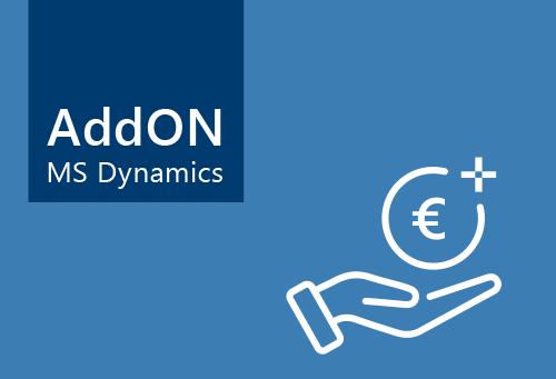 Visiondata - AddOn Anzahlungen Plus für Microsoft Dynamics NAV